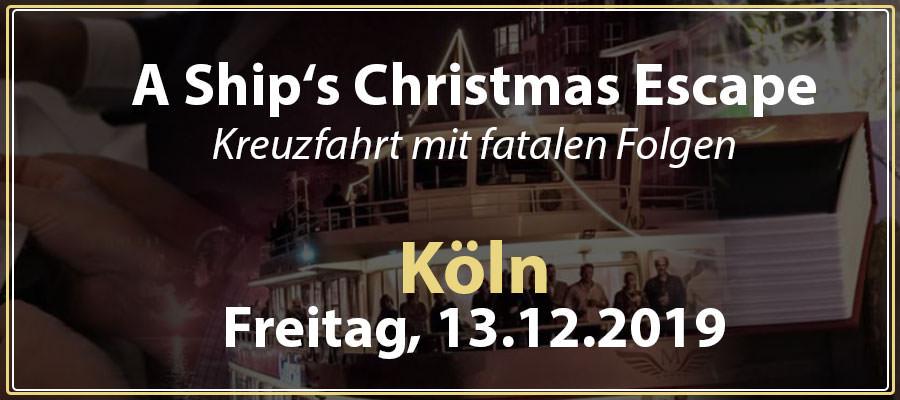A Christmas Ship\\\\
