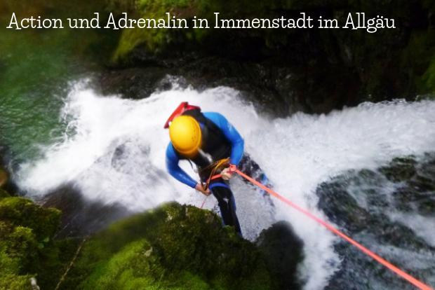 Action und Adrenalin in Immenstadt im Allgäu (Raum Kempten) und Umgebung