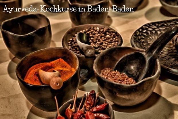 Ayurveda-Kochkurse in Baden-Baden
