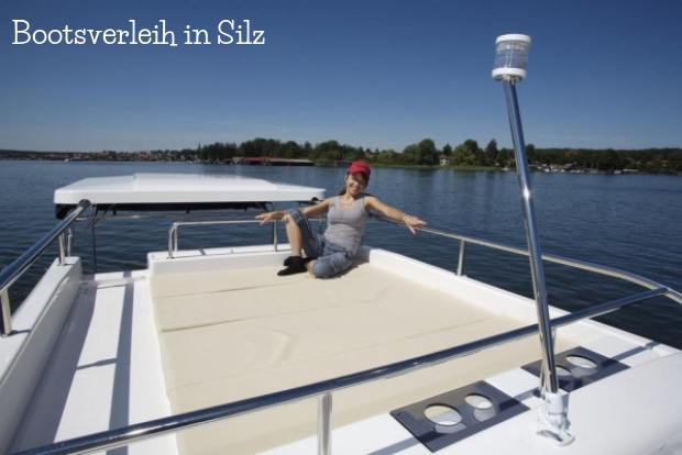 Bootsverleih in Silz und Umgebung