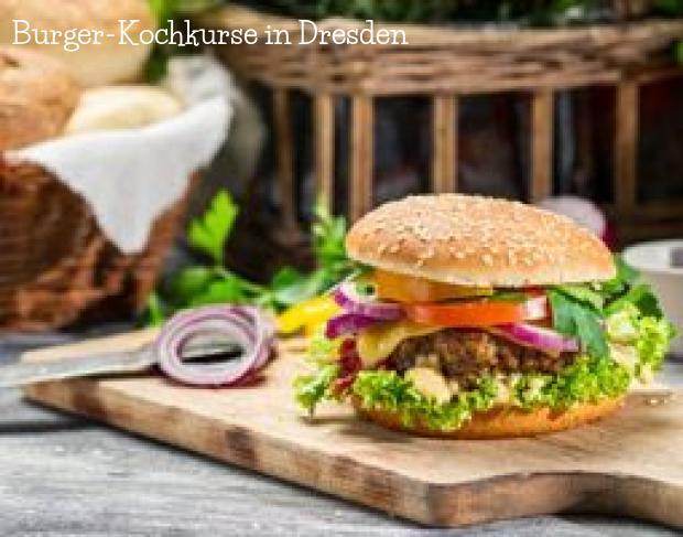 Burger-Kochkurse in Dresden