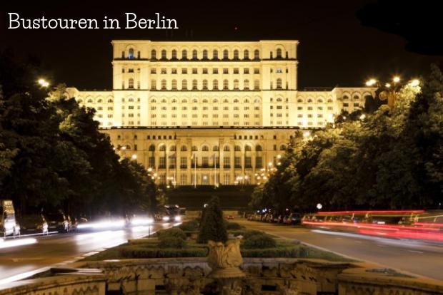 Bustouren in Berlin und Umgebung