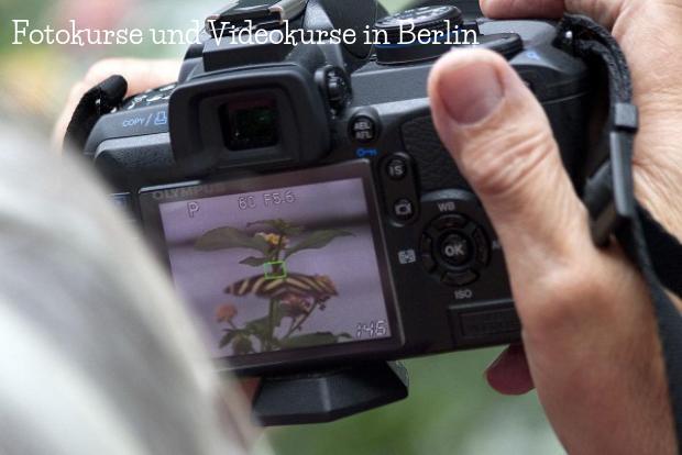 Fotokurse und Videokurse in Berlin und Umgebung
