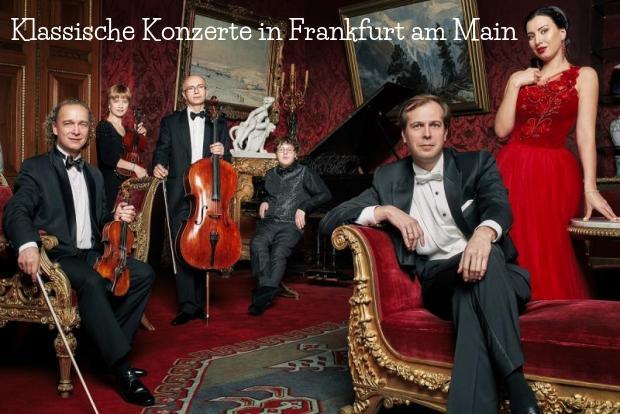 Klassische Konzerte in Frankfurt am Main