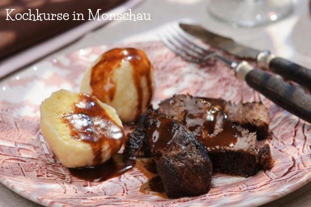 Kochkurse in Monschau und Umgebung