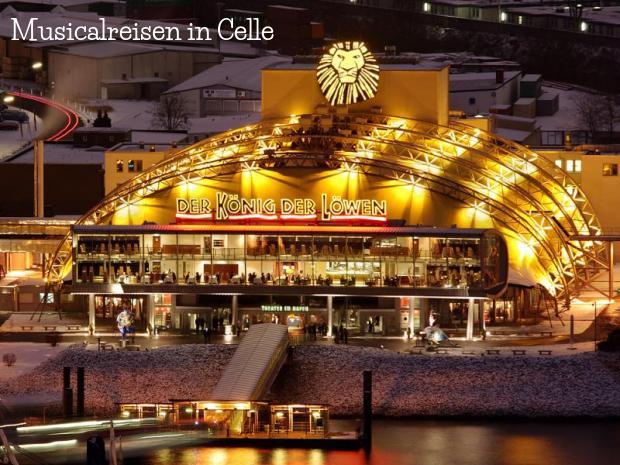 Musicalreisen in Celle und Umgebung