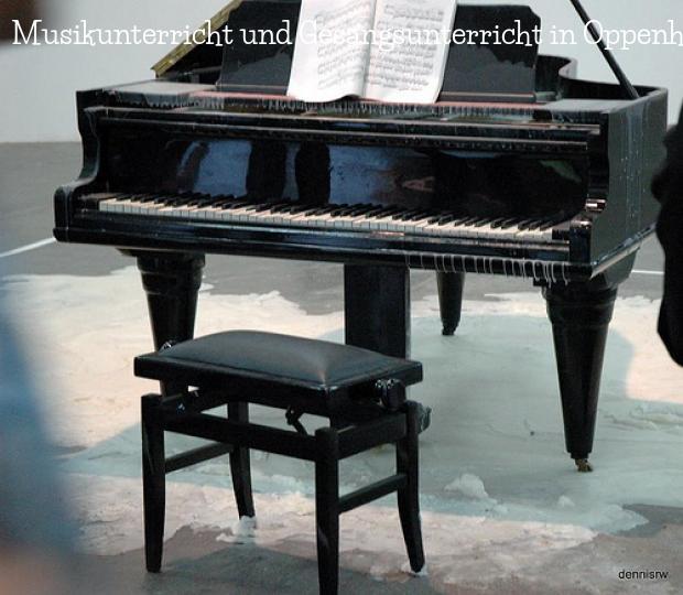 Musikunterricht und Gesangsunterricht in München und Umgebung