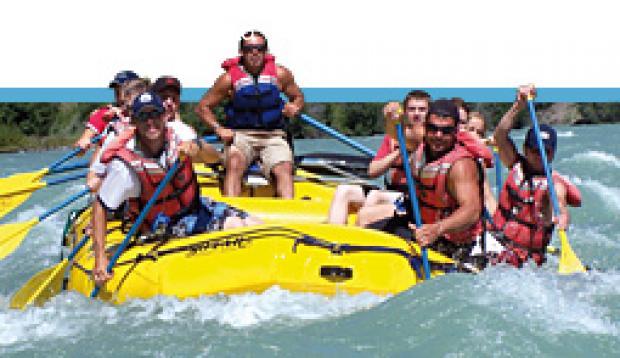 Rafting Sauerland