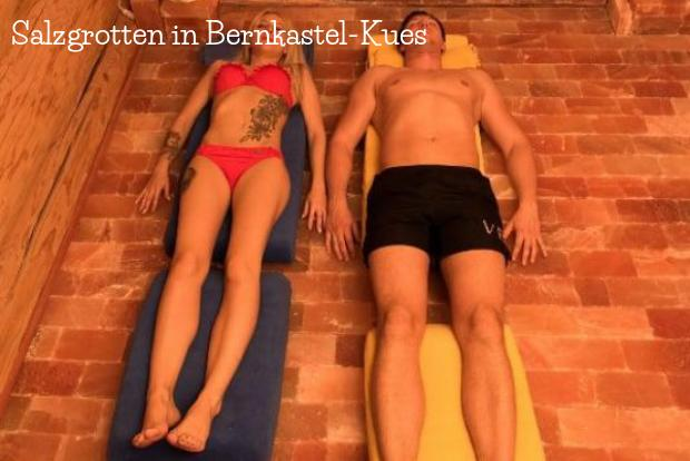 Salzgrotten in Bernkastel-Kues und Umgebung