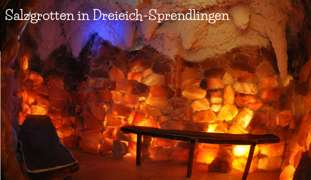 Salzgrotten in Dreieich-Sprendlingen und Umgebung