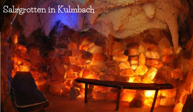 Salzgrotten in Kulmbach und Umgebung