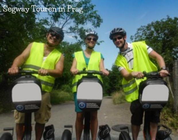 Segway Touren in Prag