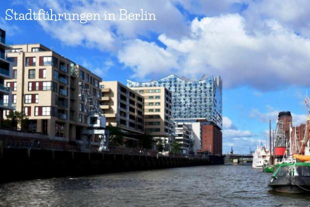 Stadtführungen in Berlin und Umgebung