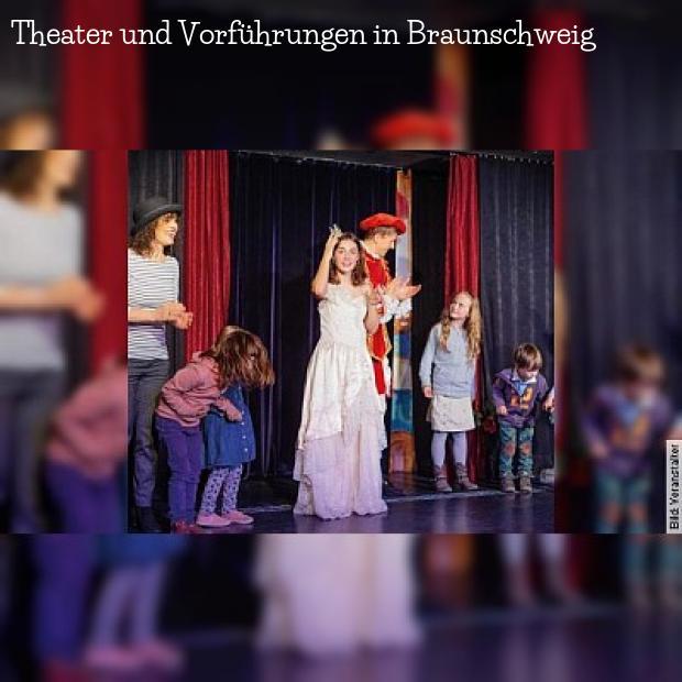 Theater und Vorführungen in Braunschweig
