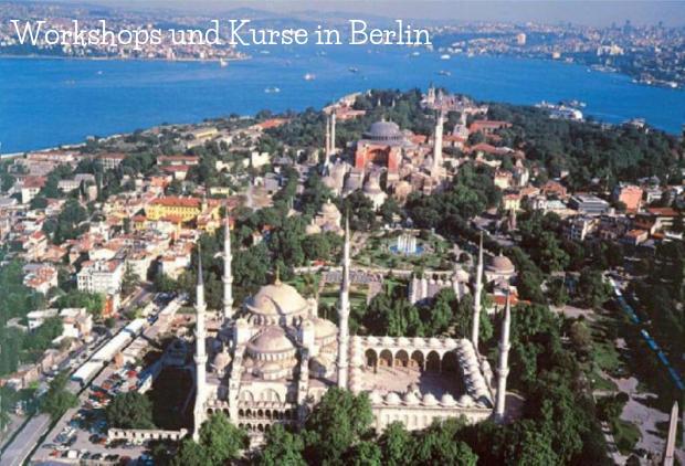 Workshops und Kurse in Berlin und Umgebung