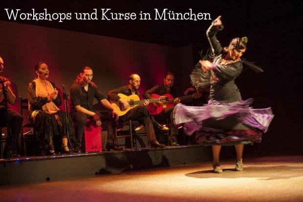 Workshops und Kurse in München und Umgebung