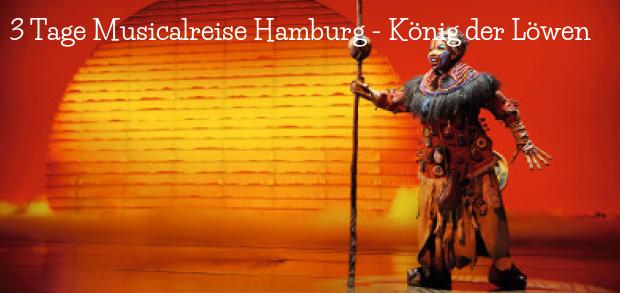 3 Tage Musicalreise Hamburg - PRETTY WOMAN - DAS MUSICAL
