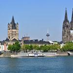Boots- oder Schiffsfahrten in Köln