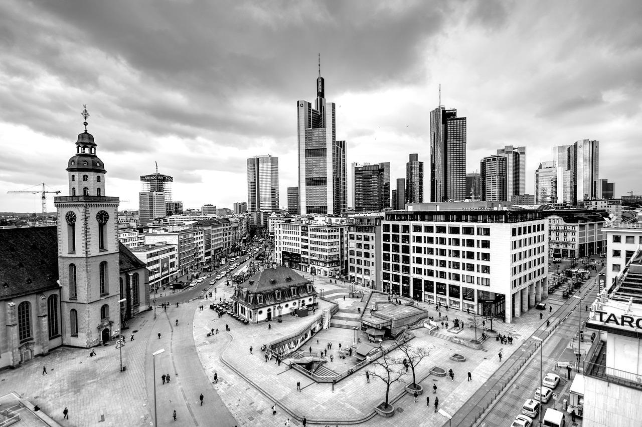 Frankfurt – die Stadt der modernen Architektur