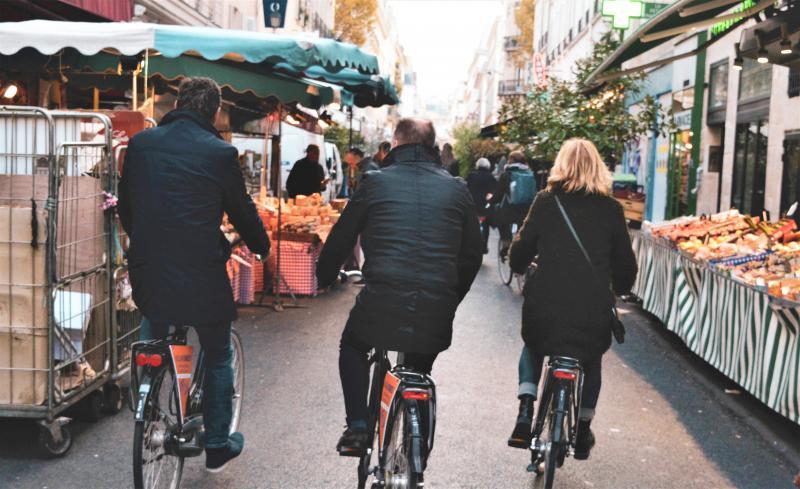 Radsport-Touren und -Kurse in Paris