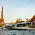 Schiffsfahrten, Kreuzfahrten und Bootsverleihe in Paris