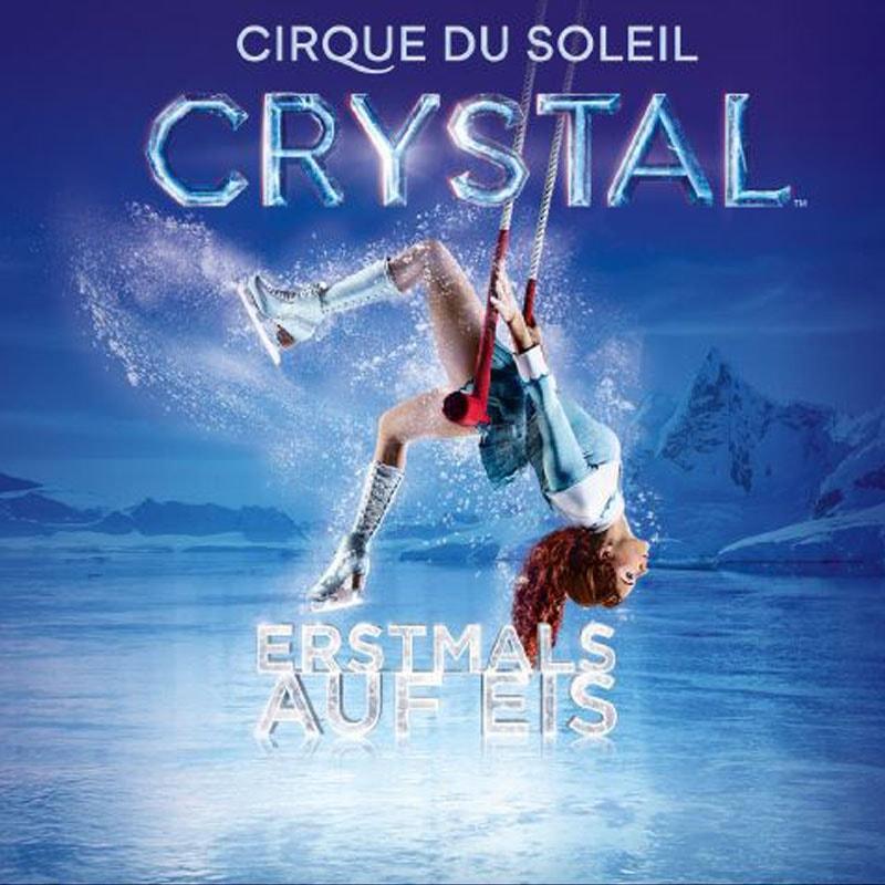 VIP-Ticket Cirque du Soleil - CRYSTAL - Live in Leipzig