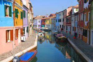 Venedig Bootsfahrt nach Murano, Burano und Torcello