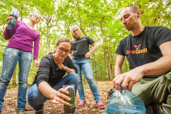 Actionscamps Outdoor Survivaltraining Berlin