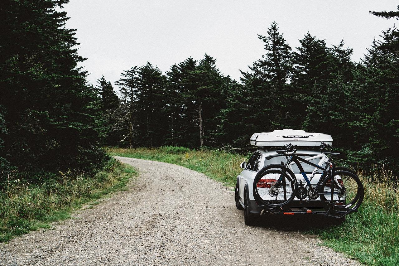 Fahrradträger für die nächste Reise oder Radtour