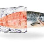 Frische Fische vakuumieren