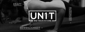 Functional Fitness bei UN1T in München