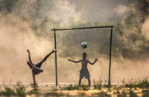 Ball- und Mannschaftssport