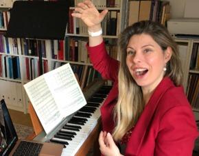 Gesangsunterricht Onlinekurse