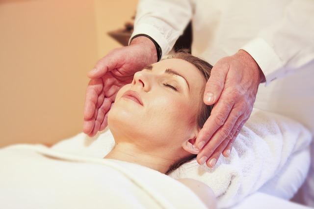 Heilende Wirkung von Massagen