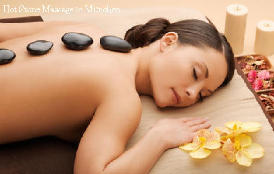Hotstone Coldstone Massage München