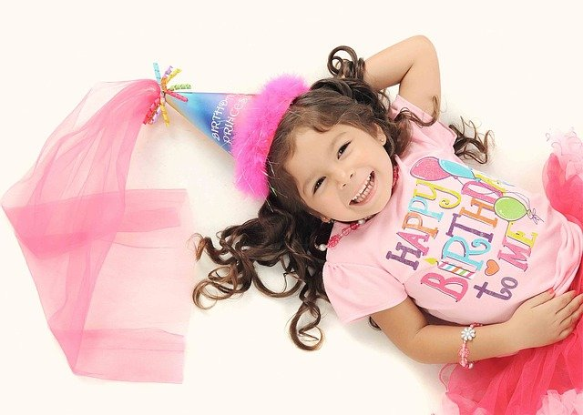 Kindergeburtstag feiern