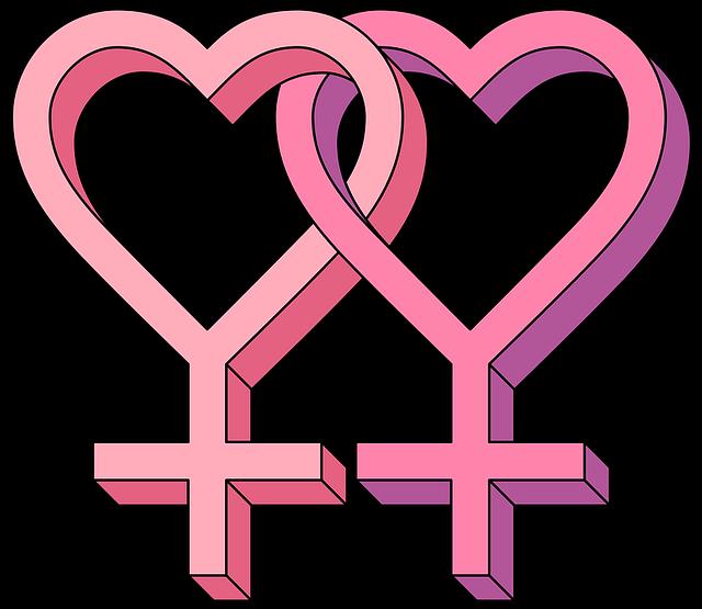 Partnersuche für weibliche Homosexuelle