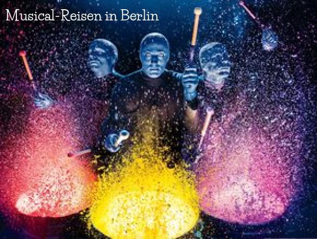 Musicalreisen in Berlin