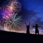Silvester-Feuerwerk mit einer Schreckschusswaffe