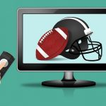 Sportevents auf dem TV