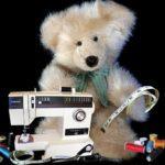 Teddy nähen - Arbeitsschritte